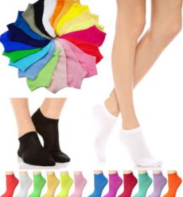 Kaos kaki Neon Polos