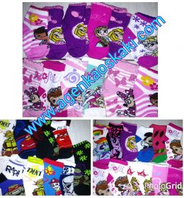kaos kaki anak import