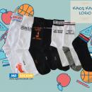 kaos kaki logo sekolah murah
